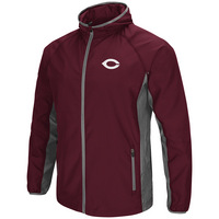 Colosseum Archer Full Zip Hooded Jacket