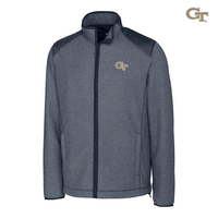 Cutter & Buck WeatherTec Cedar Park Full Zip Jacket