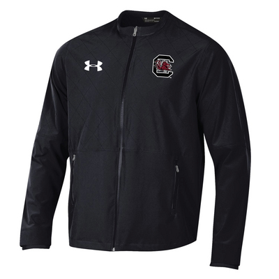 Under Armour Woven Warmup Jacket