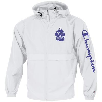 Champion 100th Anniversary Full Zip Packable Jacket