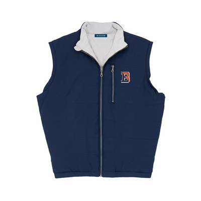 The Collection at Bucknell Quilted Reversible Vest