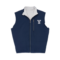 The Collection at Yale Quilted Reversible Vest