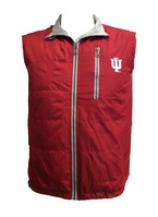 All For You Indiana Quilted Reversible Vest