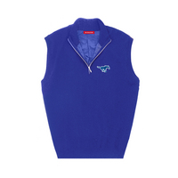 The Collection at SMU Merino Wind Block Vest