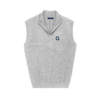 The Collection at Georgetown Merino Wind Block Vest