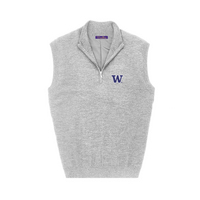 The Collection at Washington Merino Wind Block Vest