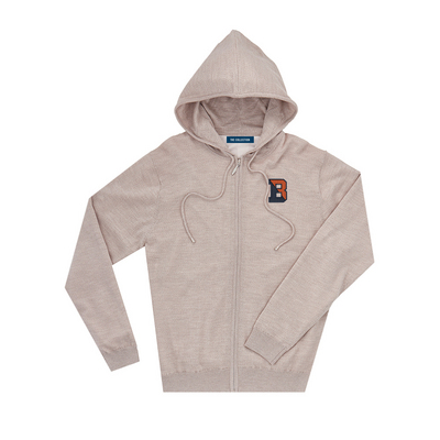 The Collection at Bucknell Merino Wind Block Full Zip