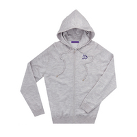 The Sewanee Tigers Collection Merino Wind Block Full Zip