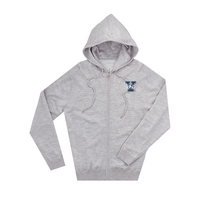 The Collection at Yale Merino Wind Block Full Zip