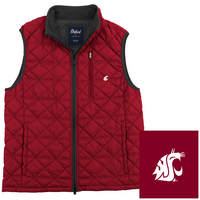 Oxford America Ottley Quilted Full Zip Vest