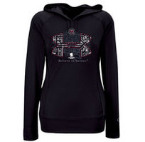 University of South Carolina Wounded Warrior Womens Hoodie by Under Armour, 100% PolyArmour