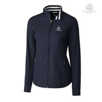 Cutter & Buck Ladies Nine Iron Full Zip Jacket