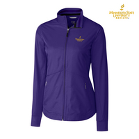 Cutter & Buck Ladies Nine Iron Full Zip Jacket (Online Only)