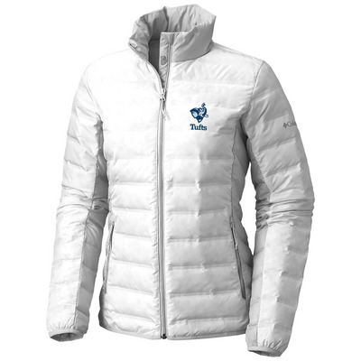 Tufts University Bookstore - Columbia Lake 22 Womens Full Zip Jacket 761ef2032