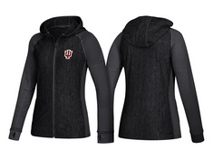 Adidas Womens Full Zip Hood