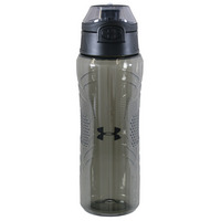 Under Armor Plastic 24oz, Black
