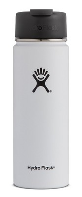 Hydro Flask 20oz Coffee with Hydro Flip Lid  White