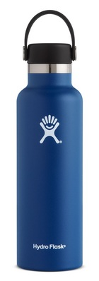 Hydro Flask 21oz Standard Mouth with Flex Lid  Cobalt
