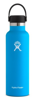 Hydro Flask 21oz Standard Mouth with Flex Lid  Pacific
