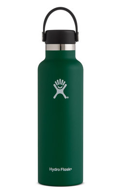 HYDRO FLASK 21 OZ STANDARD MOUTH WITH STANDARD FLEX CAP SAGE