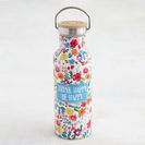 Natural Life Traveler Bottle Think Happy