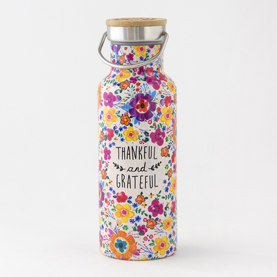 Traveler Bottle Thankful & Grateful