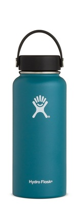 Hydro Flask 32oz Wide Mouth with Flex Lid  Jade