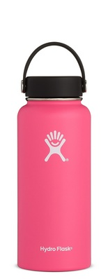 HydroFlask 32 OZ WIDE MOUTH WITH FLEX CAP WATERMELON 2.0