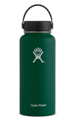 Hydro Flask 32oz Wide Mouth with Flex Lid  Sage