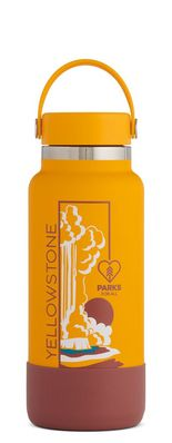 Hydro Flask National Park Foundation Limited Edition 32 oz Standard Mouth  Yellowstone