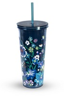 Double Walled Tumbler, Moonlight Garden