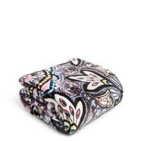 Vera Bradley Plush Throw Blanket