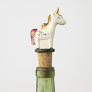 Natural Life Bottle Stopper Unicorn