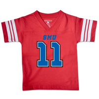 College Kids Toddler Football Tee