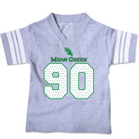 College Kids Toddler Football Tee (Online Only)