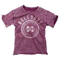 Wes & Willy Raw Edge Burnout Tee