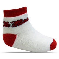 Ole Miss TopSox Baby Bootie