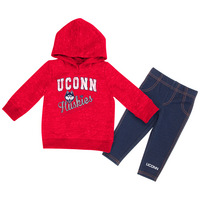 Colosseum Infant Toe Flip Hood and Pant Set