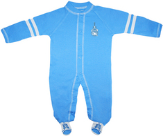 Creative Knitwear Footed Onesie