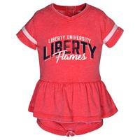 Penny Infant Burnout Onesie