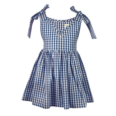 Garb Cora Toddler Gingham Dress