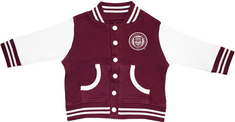 Creative Knitwear Toddler Varsity Jacket