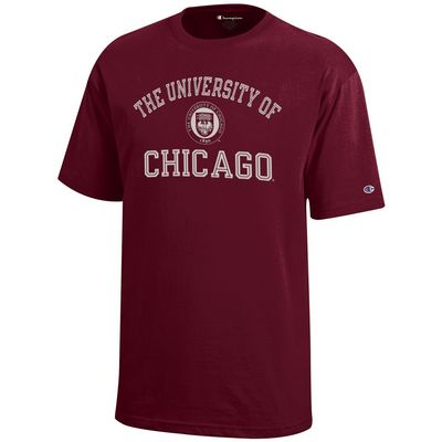 University of Chicago Champion Youth T-Shirt