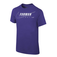 Youth Nike Facility Short Sleeve T Shirt