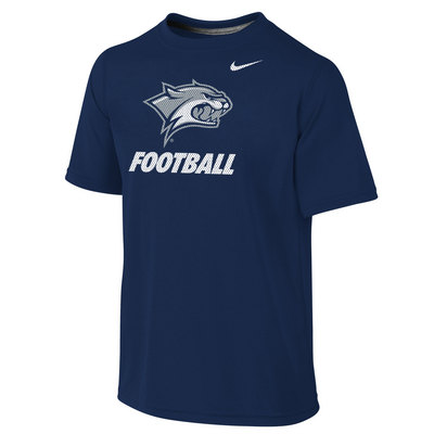 23d792b1 Nike Youth Dri Fit Legend Short Sleeve Tee | The UNH Bookstore- Manchester