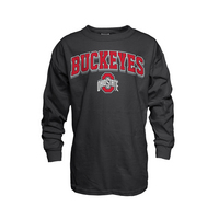 Buckeyes Youth Long Sleeve Tee