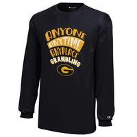 Grambling State Tigers Champion Youth Long Sleeve TShirt