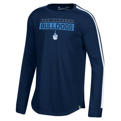 Under Armour Youth Training Camp Long Sleeve Tee   The