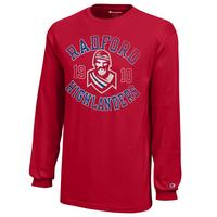 Champion Youth Jersey Long Sleeve T Shirt