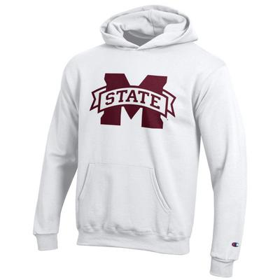 Mississippi State Bulldogs Champion Youth Hoodie